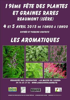 affiche_fête des plantes_2015